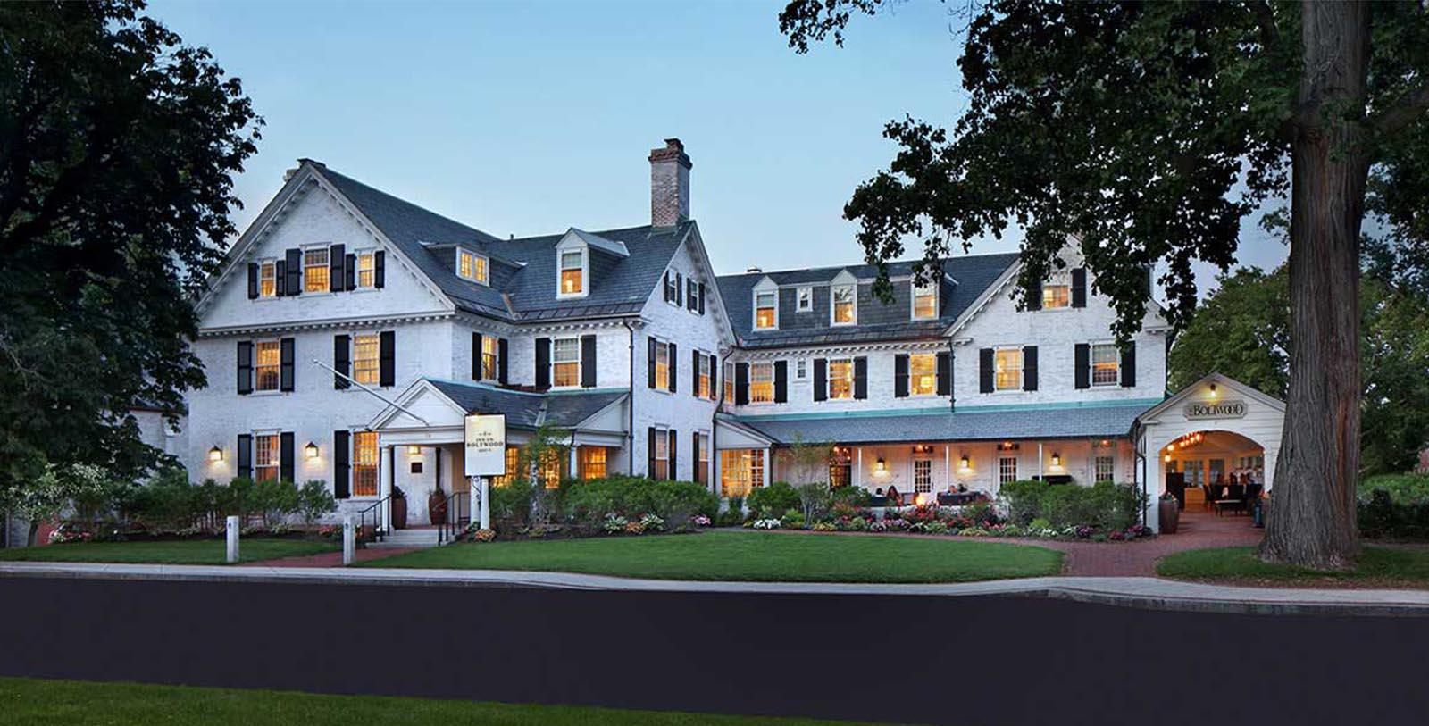 Image of Exterior Inn on Boltwood, in Amherst, Massachussetts, 1926, Member of Historic Hotels of America, Special Offers, Discounted Rates, Families, Romantic Escape, Honeymoons, Anniversaries, Reunions