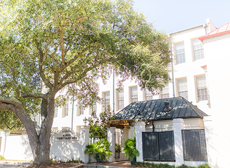 Image of Exterior, Kings Courtyard Inn in Charleston, South Carolina, 1853, Member of Historic Hotels of America, Special Offers, Discounted Rates, Families, Romantic Escape, Honeymoons, Anniversaries, Reunions