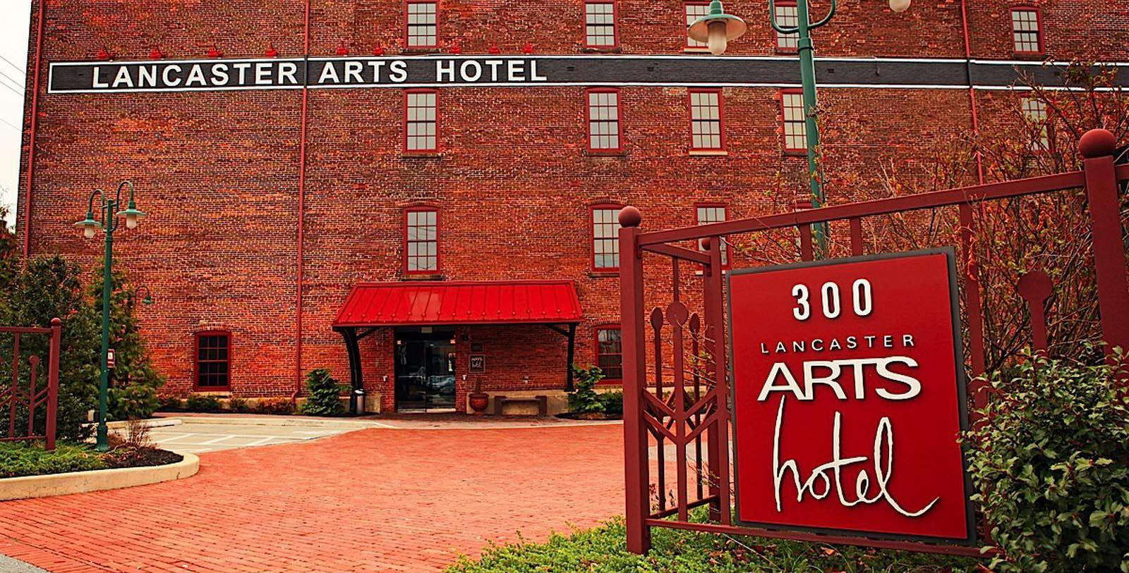 Image of Exterior, Lancaster Arts Hotel in Lancaster, Pennsylvania, 1881, Member of Historic Hotels of America, Special Offers, Discounted Rates, Families, Romantic Escape, Honeymoons, Anniversaries, Reunions