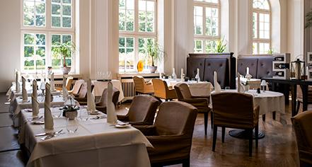 Dining at      Hotel Pullman Aachen Quellenhof  in Aachen