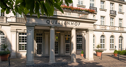 Local Attractions:      Hotel Pullman Aachen Quellenhof  in Aachen