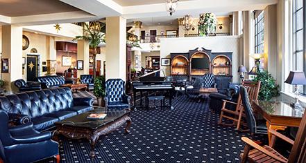 History:      Historic Hotel Bethlehem  in Bethlehem
