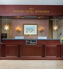 Historic Hotel Bethlehem  in Bethlehem