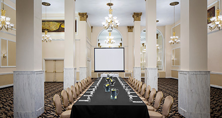 Meetings at      Historic Hotel Bethlehem  in Bethlehem