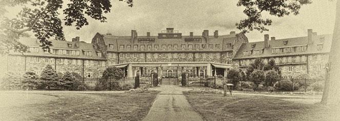 History:      Skytop Lodge  in Skytop