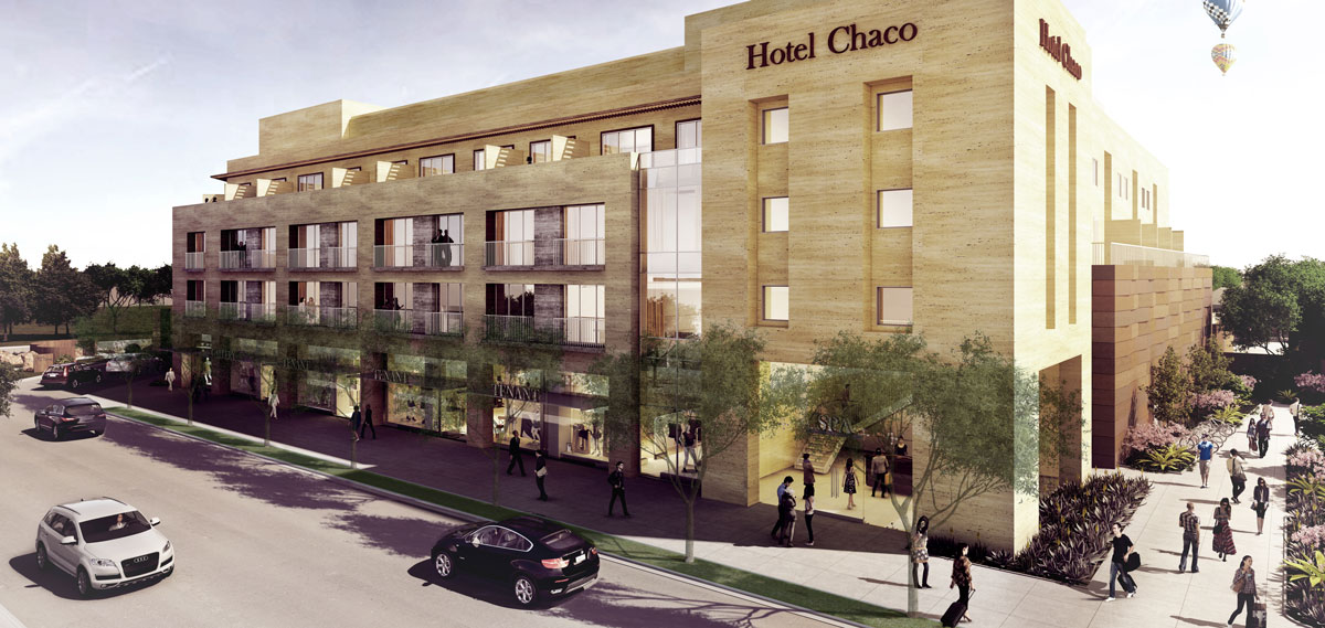 Special Offers:      Hotel Chaco  in Albuquerque