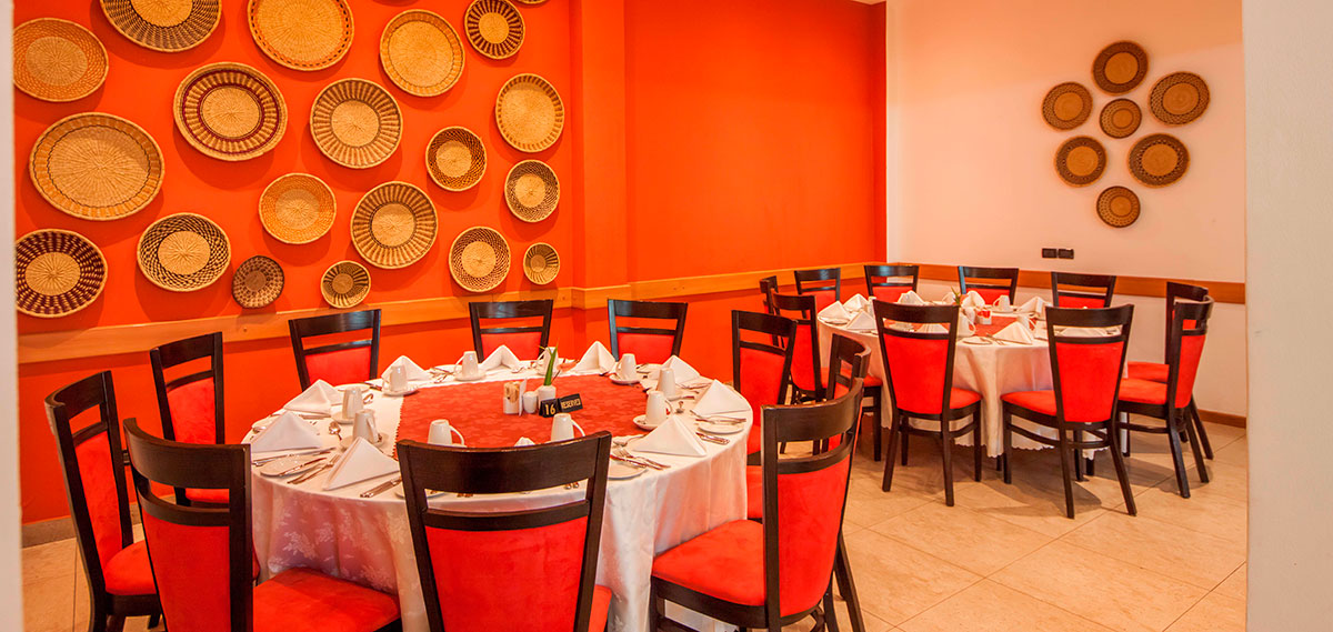 Dining:      Fiesta Royale Hotel  in Accra