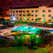 Book a stay with Fiesta Royale Hotel in Accra