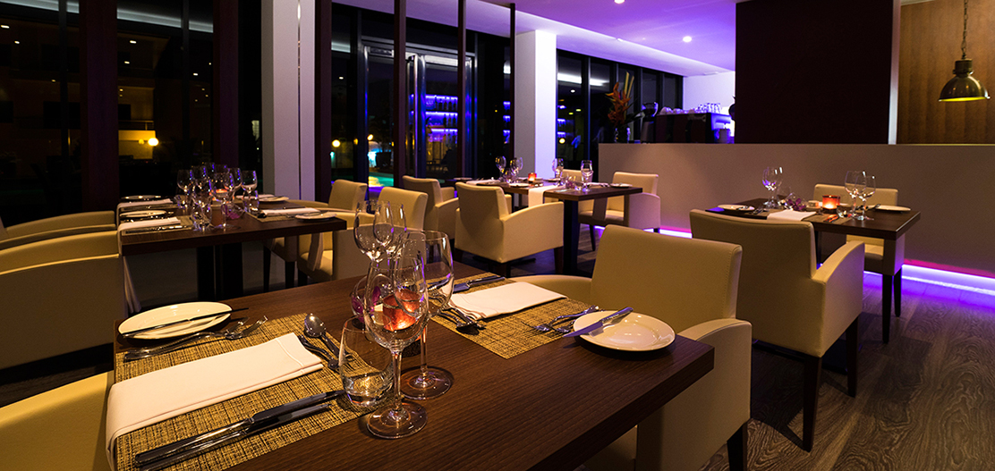 Dining:      Fiesta Residences  in Accra