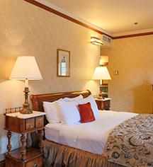 Accommodations:      Benbow Inn  in Garberville