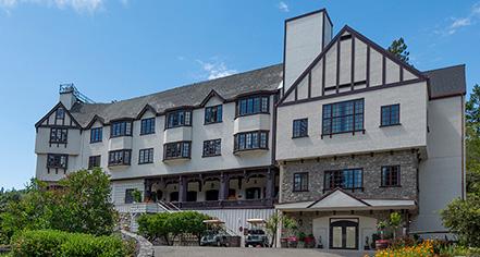 Benbow Inn  in Garberville