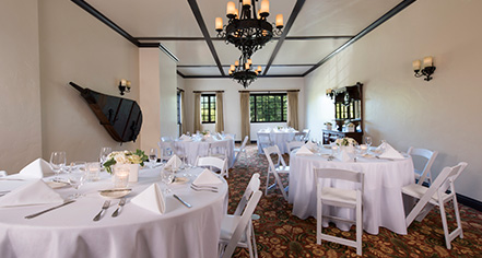 Weddings:      Benbow Inn  in Garberville