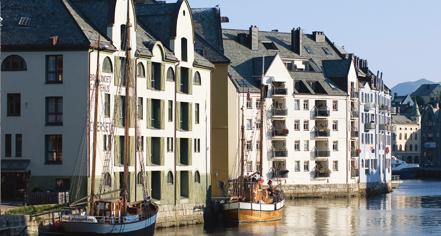 Event Calendar:      Hotel Brosundet  in Alesund