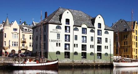 Hotel Brosundet  in Alesund