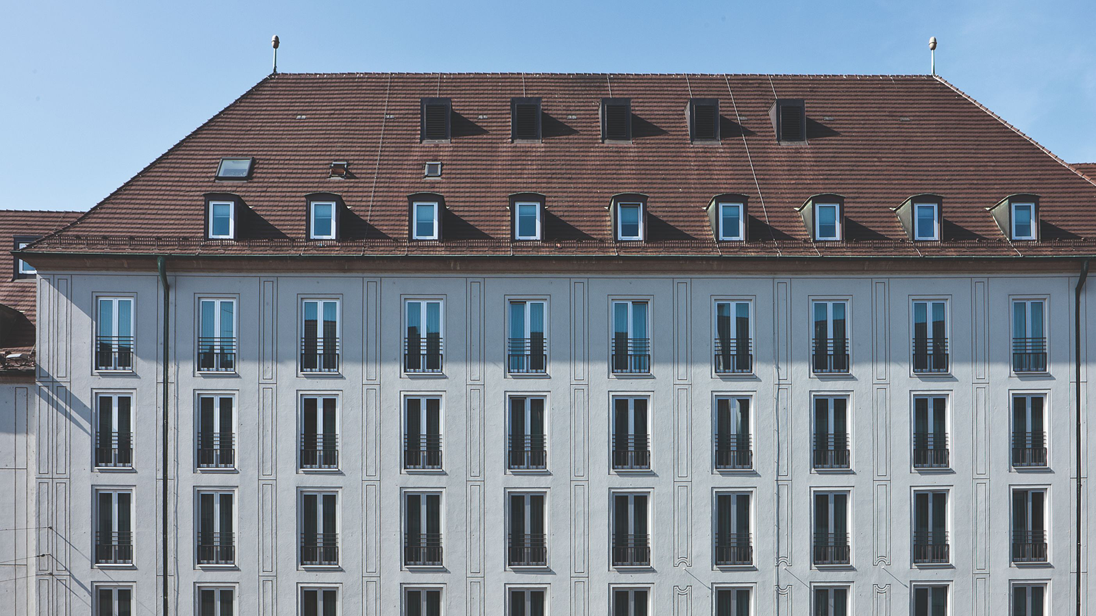Discover the grand historical buildings that line the Maximilianstrasse nearby.