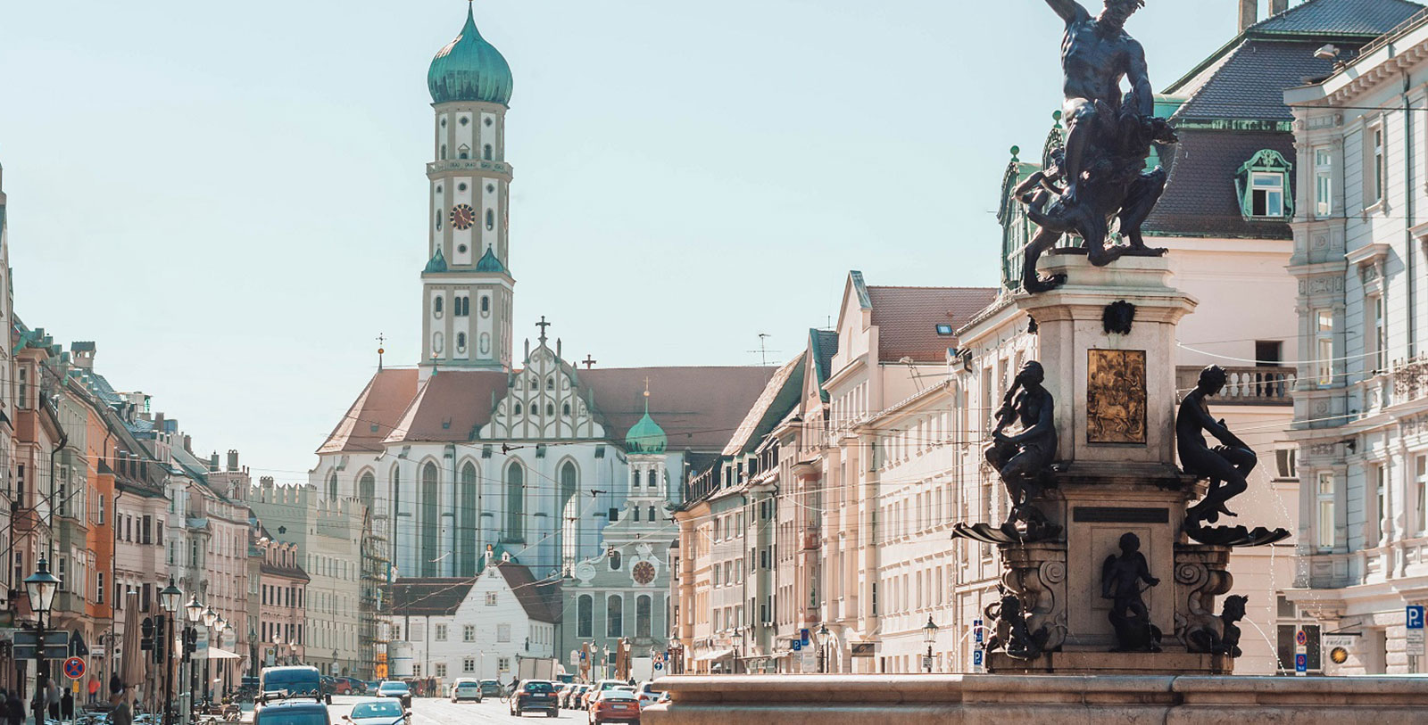 Image of Augsburg, Hotel Maximilian's, 1722, Member of Historic Hotels Worldwide, in Augsburg, Germany, Experience