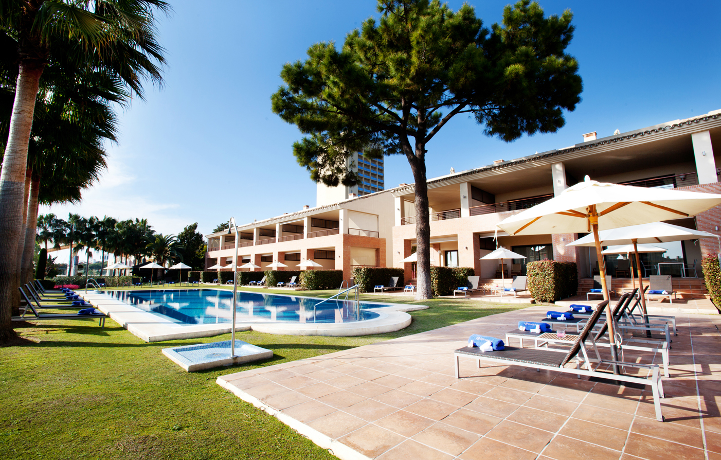 Hotel don carlos leisure resort spa luxury hotels in for Hotel spa lujo espana