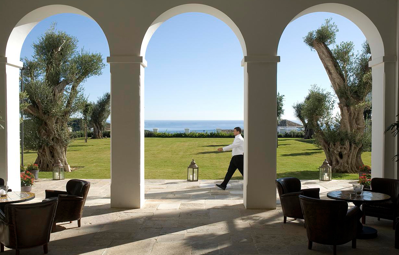 Dining:      Finca Cortesín Hotel, Golf & Spa  in Casares