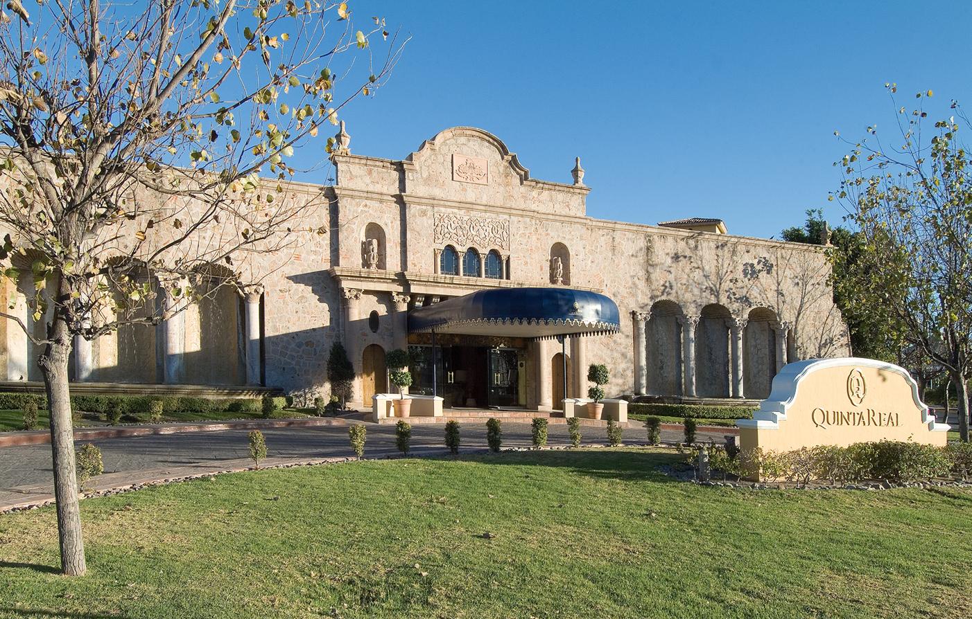 Quinta Real Aguascalientes In