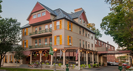 The Inn at Saratoga  in Saratoga Springs