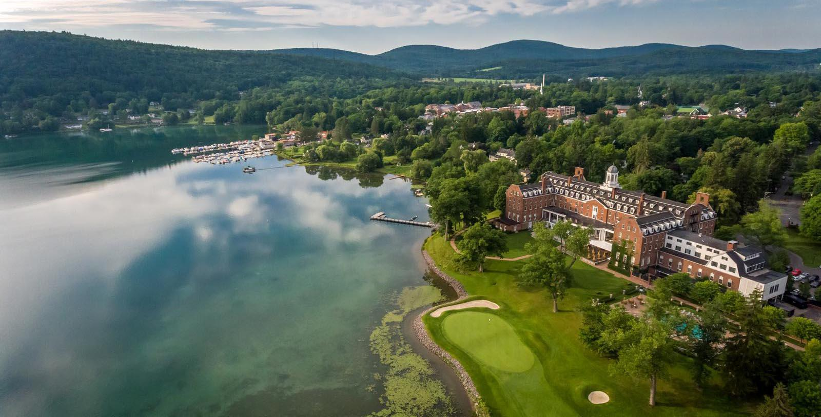 The Otesaga Hotel