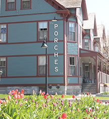 Event Calendar:      The Porches Inn  in North Adams