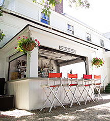 Activities:      The Red Lion Inn  in Stockbridge