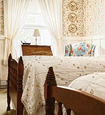 Accommodations:      The Red Lion Inn  in Stockbridge