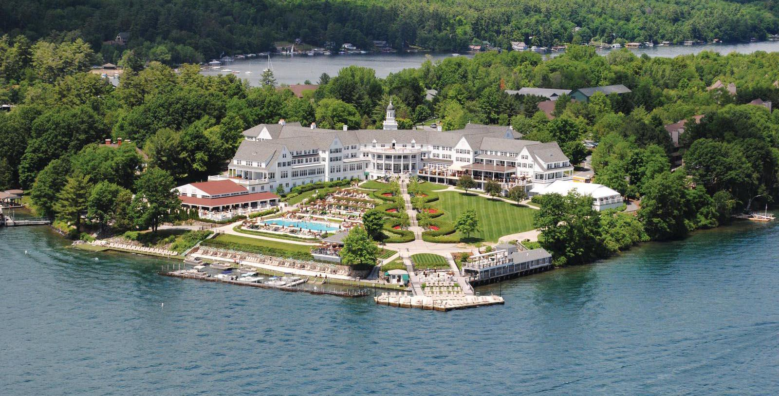 Image of The Sagamore Resort, Member of Historic Hotels of America, Overview