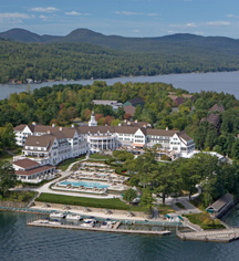 History:      The Sagamore Resort  in Bolton Landing