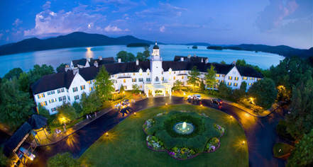 Events at      The Sagamore Resort  in Bolton Landing