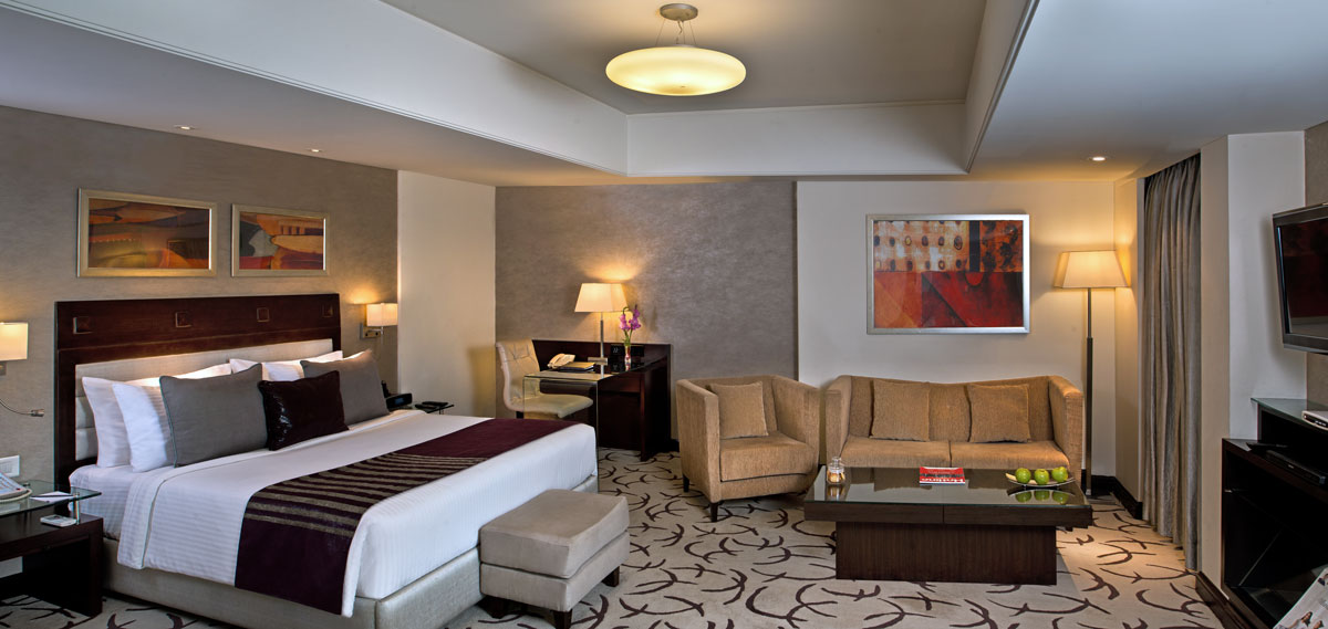 Accommodations:      Fortune Park Ahmedabad  in Ahmedabad