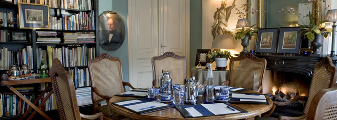 Meetings at      Hotel Seven one Seven  in Amsterdam