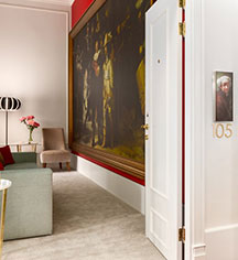 Accommodations:      NH Collection Amsterdam Doelen  in Amsterdam