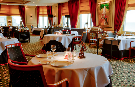 Grand Hotel Huis ter Duin  - Dining
