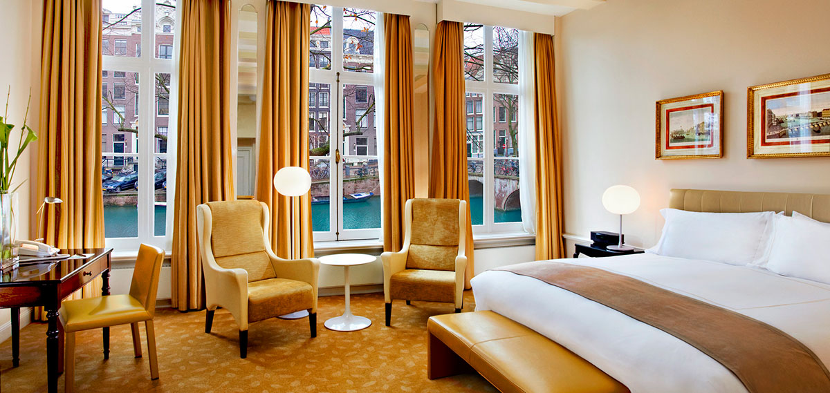 Accommodations pulitzer amsterdam in amsterdam for Pulitzer hotel in amsterdam