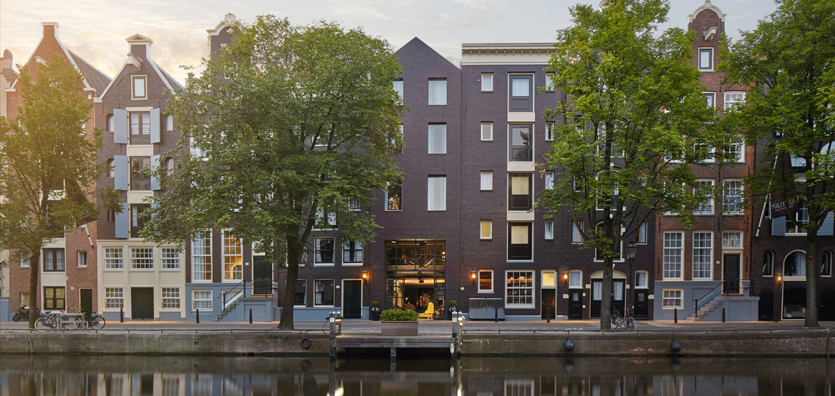 Hotel Pulitzer Amsterdam Netherlands Preferred Hotels