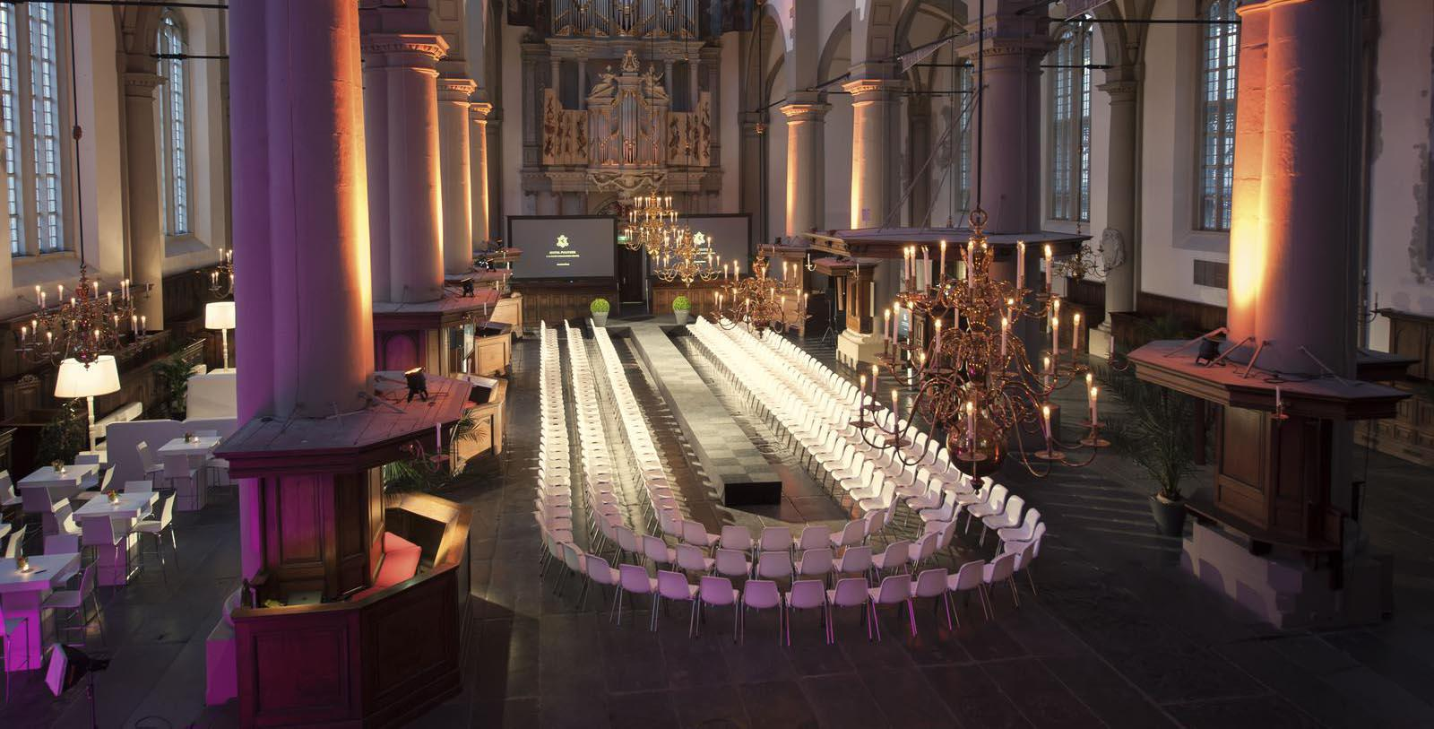 Image of Event Space Pulitzer Amsterdam, 17th Century, Member of Historic Hotels Worldwide, in Amsterdam, Netherlands, Experience