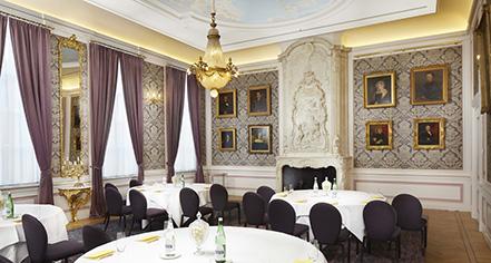 Meetings at      Pulitzer Amsterdam  in Amsterdam