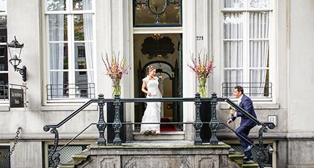 Weddings:      Pulitzer Amsterdam  in Amsterdam