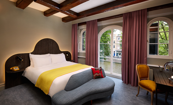 Pulitzer Amsterdam  - Accommodations