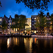 Book a stay with Pulitzer Amsterdam in Amsterdam