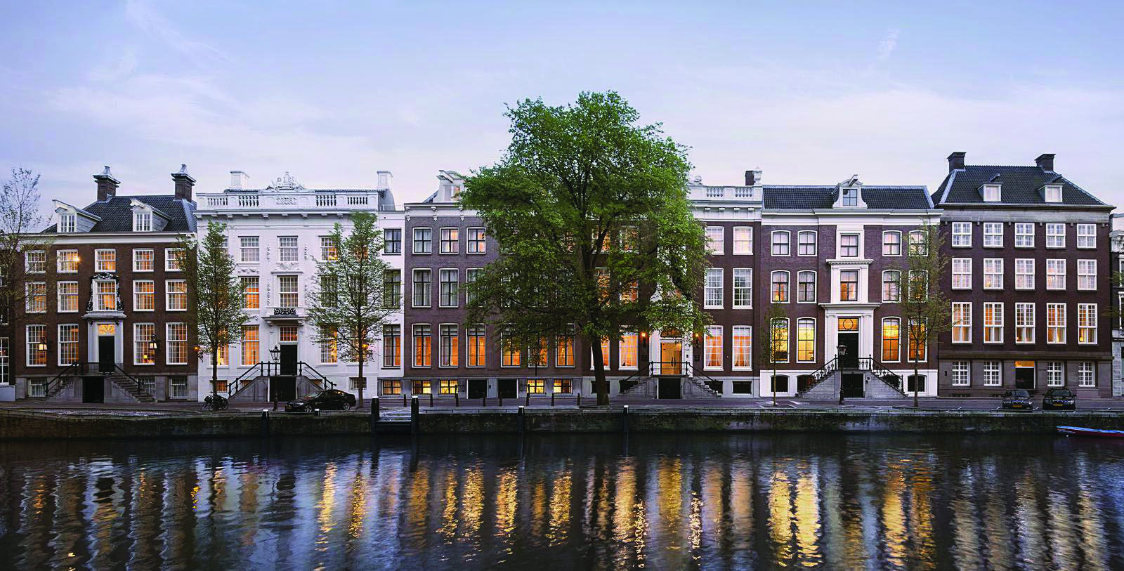 Image of Hotel Façade Waldorf Astoria Amsterdam, 1650, Member of Historic Hotels Worldwide, in Amsterdam, Netherlands, Explore