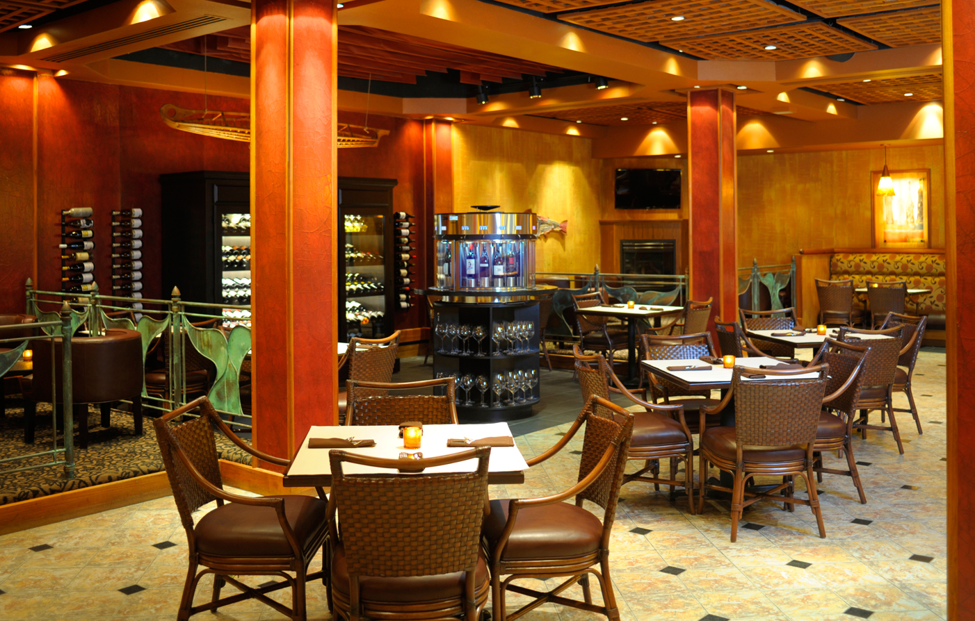 Dining:      Hotel Captain Cook  in Anchorage