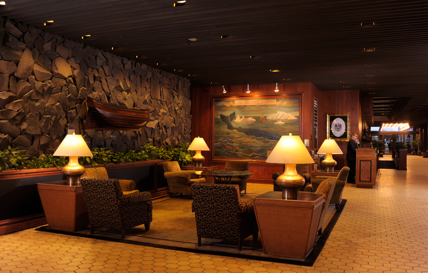 Customer Reviews:      Hotel Captain Cook  in Anchorage