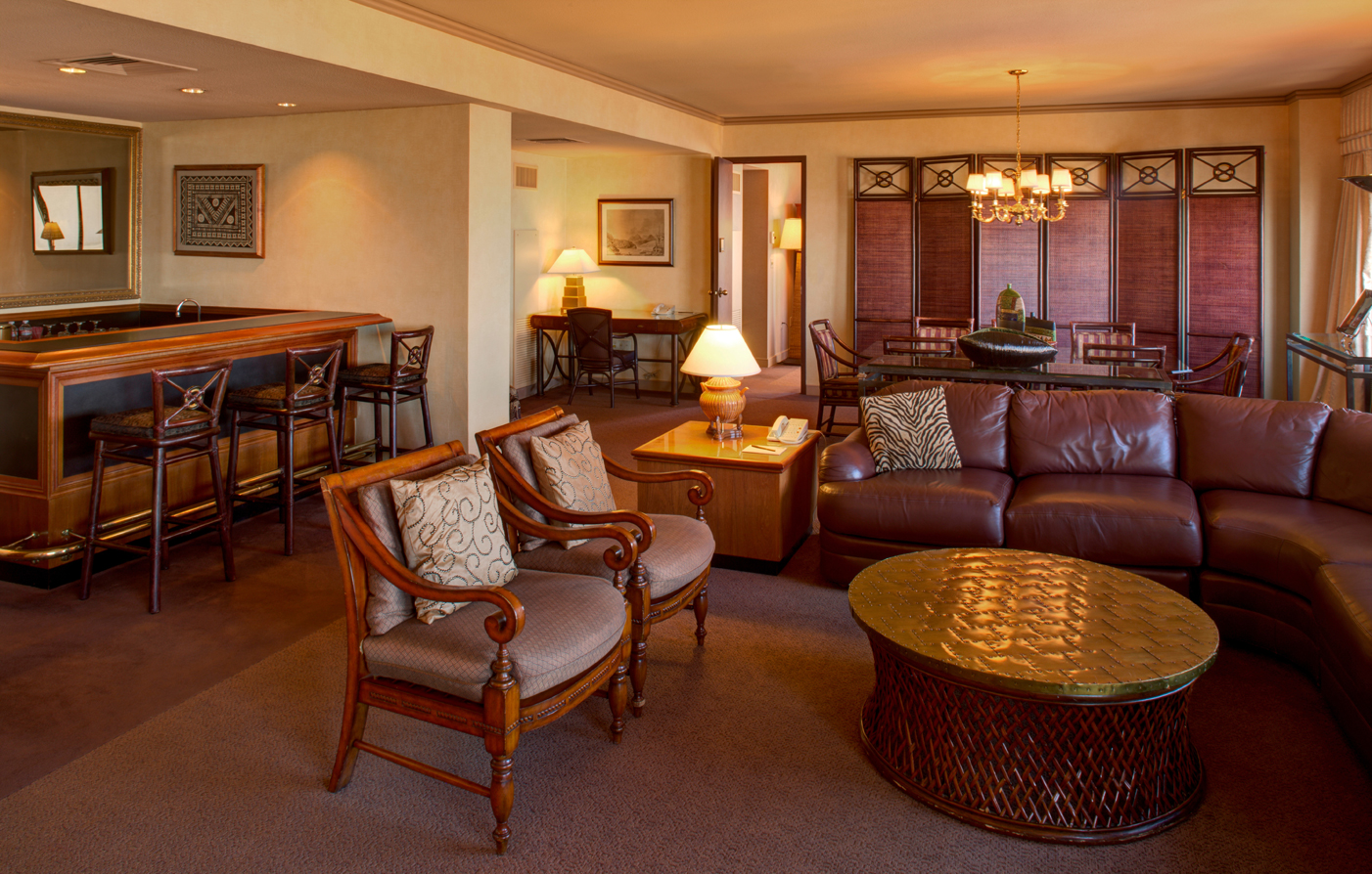 Special Offers:      Hotel Captain Cook  in Anchorage