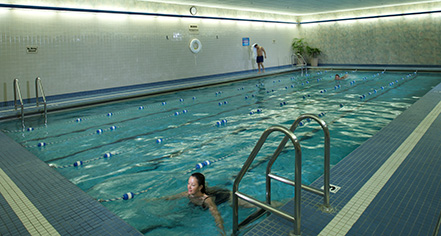 Spa:      Hotel Captain Cook  in Anchorage