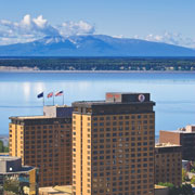 Book a stay with Hotel Captain Cook in Anchorage