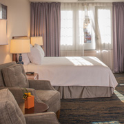Book a stay with The Voyager Inn in Anchorage