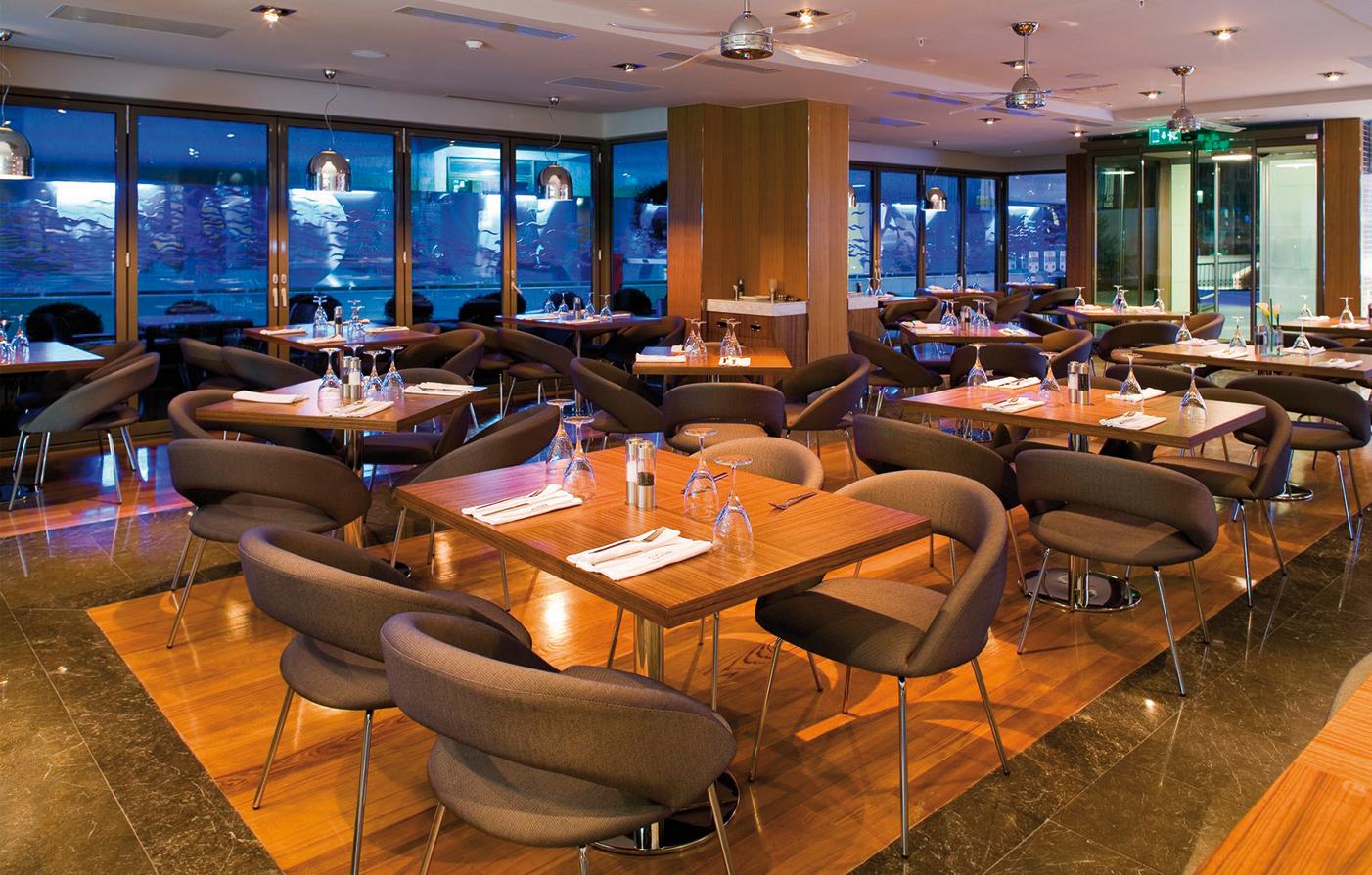 Divan ankara ankara dining turkey hotel dining for Divan international